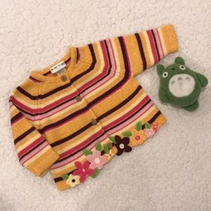 Baby Togs 3-6 mo Sweater